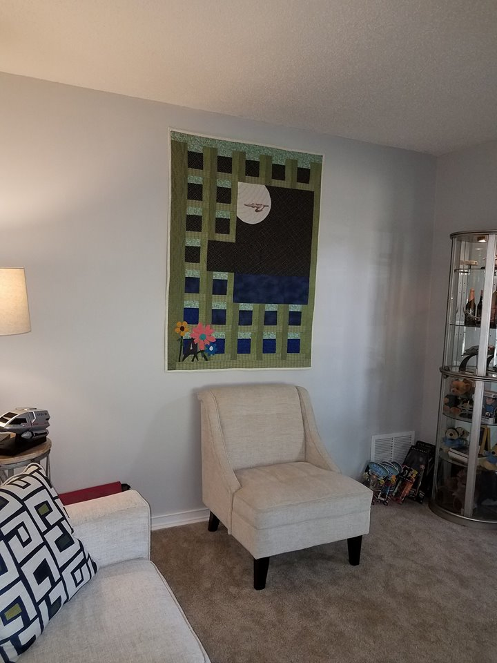 Star Trek Quilt - Nick W.