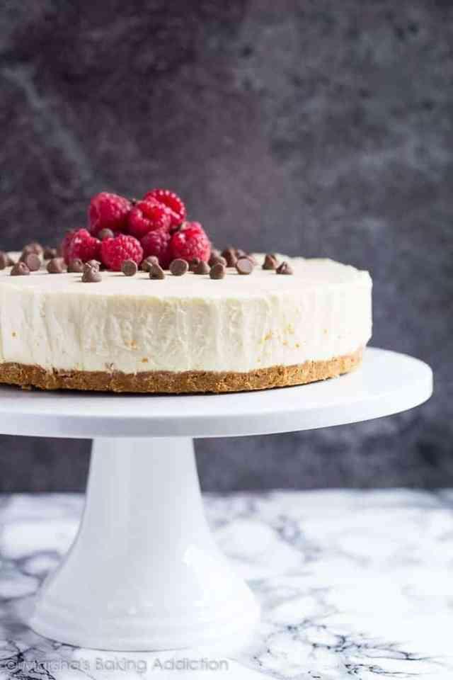 White Chocolate Torte   Marsha's Baking Addiction