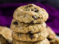 Healthier Chocolate Chip Cookies | marshasbakingaddiction.com @marshasbakeblog