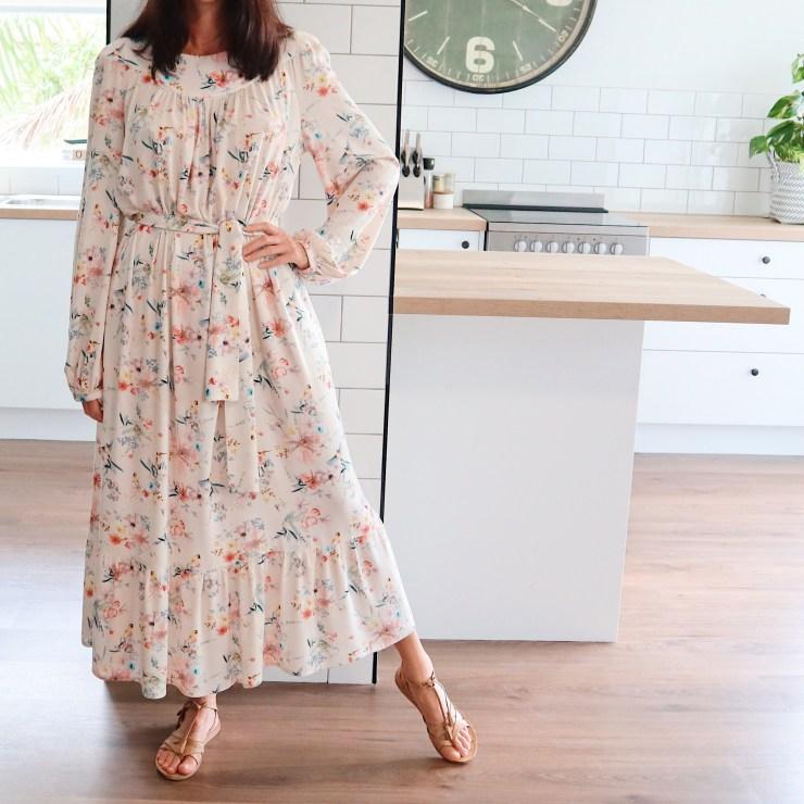 The Karlene Dress