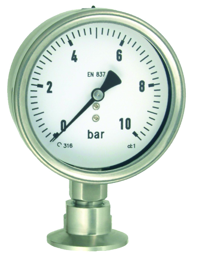 Marsh Bellofram Pressure Gauges