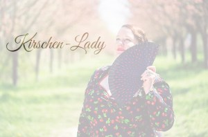 Kirschen-Lady (Plus-Size-Fotografie)