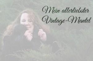 Mein allerliebster Vintage-Mantel (Plus-Size-Fotografie)