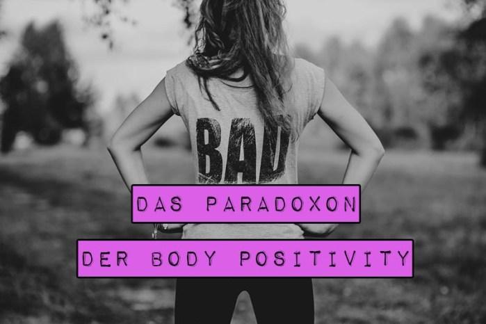 Body Positivity muss sich oft Kritik gefallen lassen, weil sie in einer ohnehin auf Äußerlichkeiten fixierten Gesellschaft das Augenmerk auf den Körper legt. So berechtigt der Wunsch auch sein mag, endlich nicht mehr über Körper diskutieren zu müssen, so fern liegt er auch. Denn bisher haben wir vollkommen falsch über Körper gesprochen. Das Paradoxon der Body Positivity: Wir müssen über Körper reden, um endlich nicht mehr über Körper reden zu müssen.