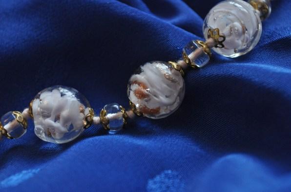 Necklace - from antique jewellers @ Powerscourt Centre