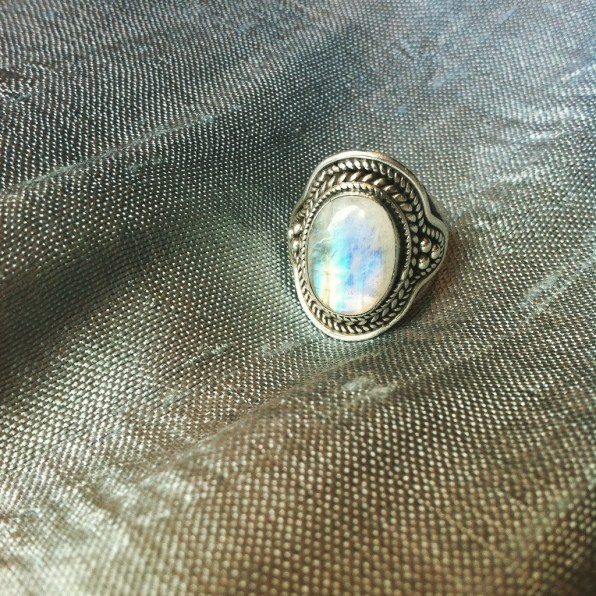 Moonstone ring - Nomads, Cambridge