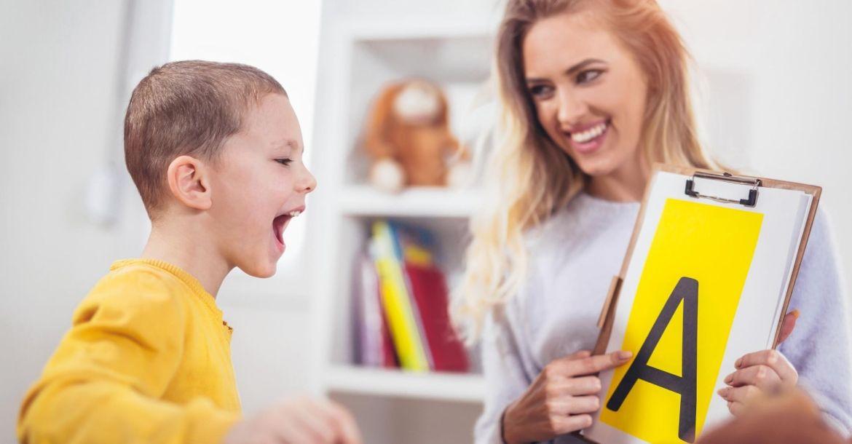 الأبراكسيا الكلامية عند الأطفال