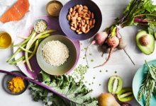 غذاء تقليل التهاب مسالك بولية