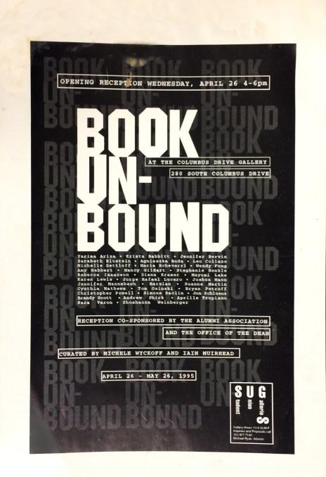 Book Un-Bound, 1995