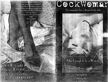 CockWoman, 1996