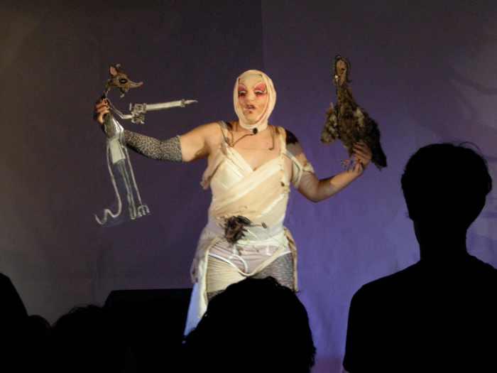 Marsian De Lellis, Olympia, 2009