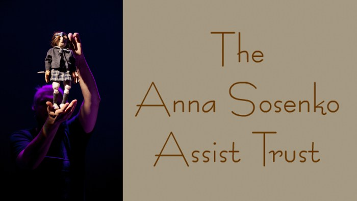 2014, Photo: Rafael Hernandez + Anna Sosenko Assist Trust logo