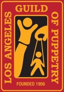 LAGP Logo Los Angeles Guild of Puppetry