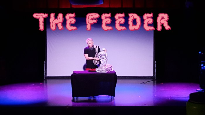Feeder - 01 Opening Excerpt