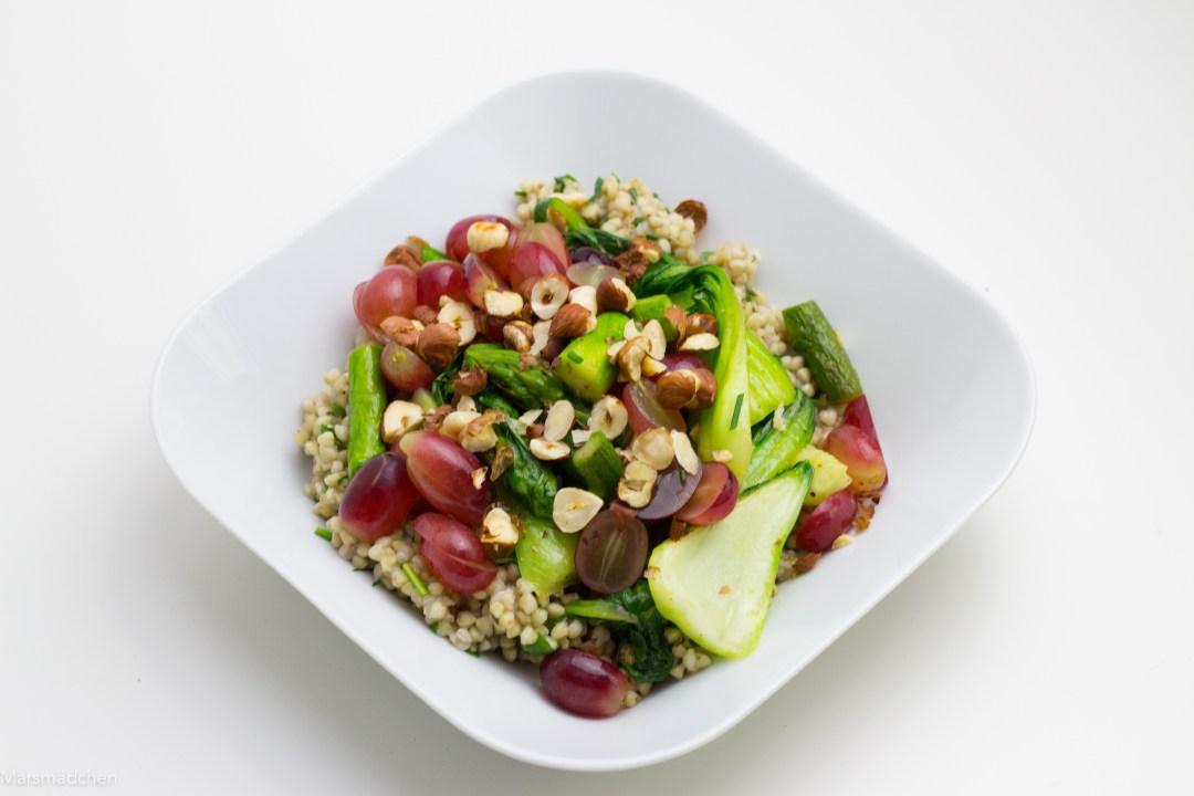 Buchweizensalat