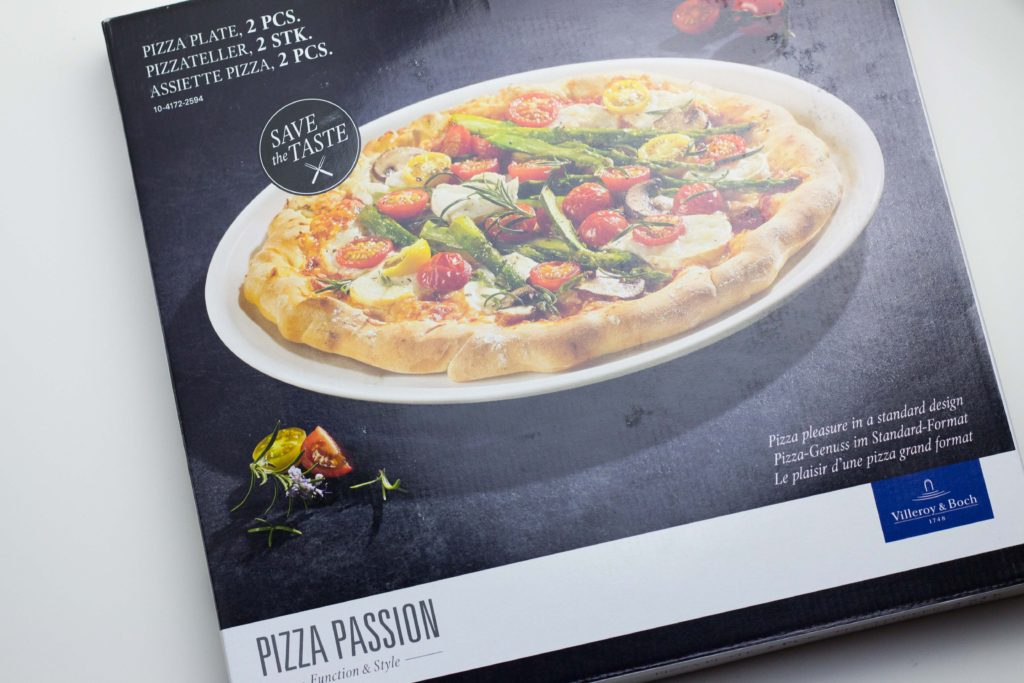 Pizza Kit Villeroy & Boch