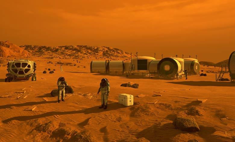 Mars ve İnsan Bedenine Olası Genetik Etkisi