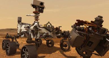 Perseverance 2020 Rover