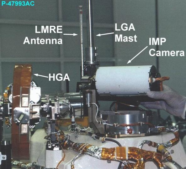 Mars Sojourner Microrover