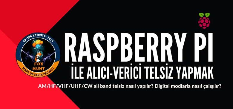 Raspberry Pi ile All Band Telsiz