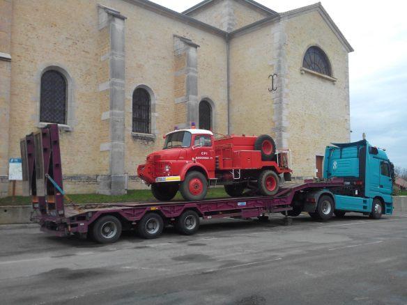 Départ camion pompier2