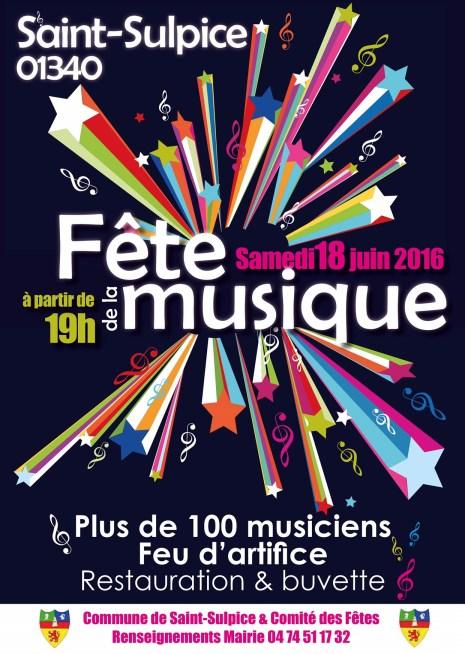 Fete de la musique St Sulpice