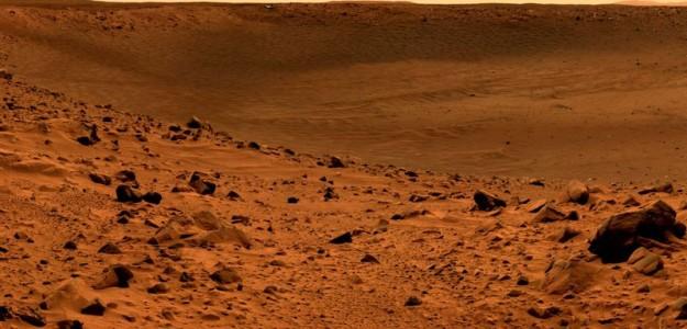 Mars'ın yüzeyi zehirli, yaşam varsa da çok derinde