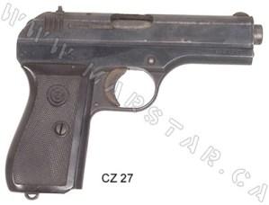 Prohib 126 Pistols – MARSTAR CANADA