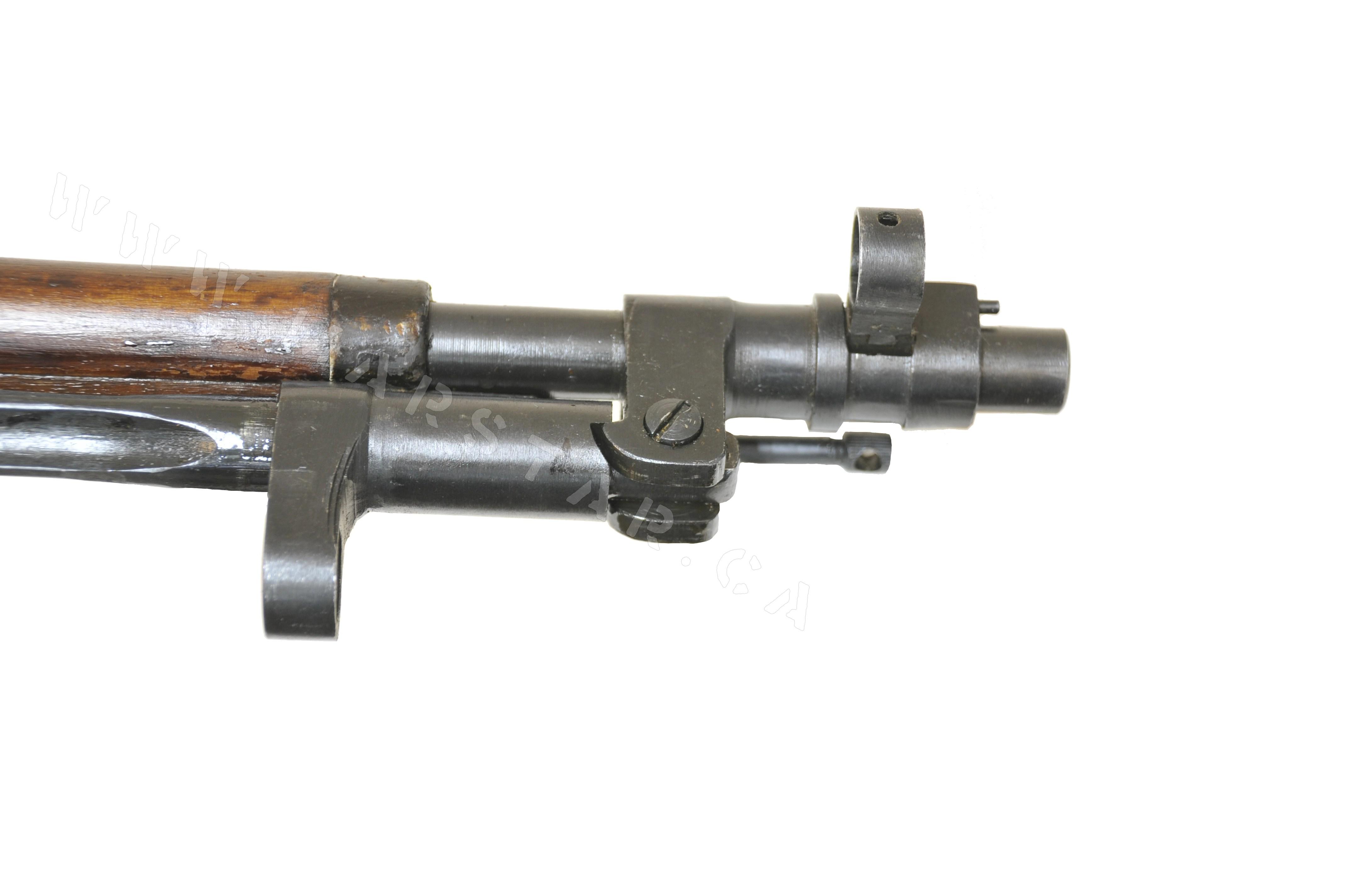 Mosin Nagant w/Mosin Nagant 91/30 with experimental Semin Bayonet