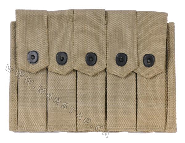 M1 Thompson 20 rnd  Mag Pouch, WWII U S