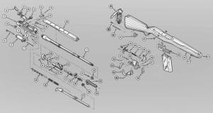 M14/M305 Parts