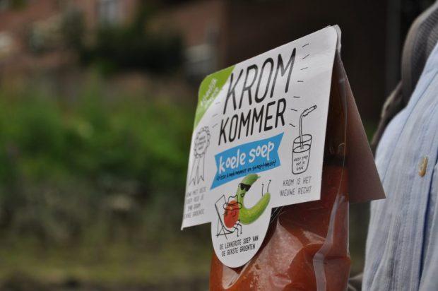 Koele soep van Kromkommer: heerlijk!