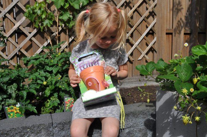 Wij ontvingen de Fairy Flowerpot voor een review.