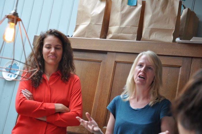 Ingrid en Anne van de Firma Fiep vertellen hoe zij kinderkamerprojecten aanpakken.