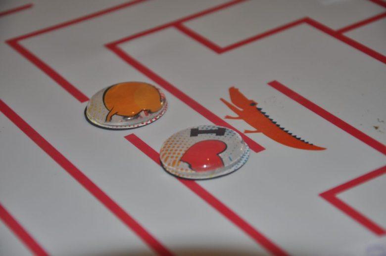magneetjes knutselen