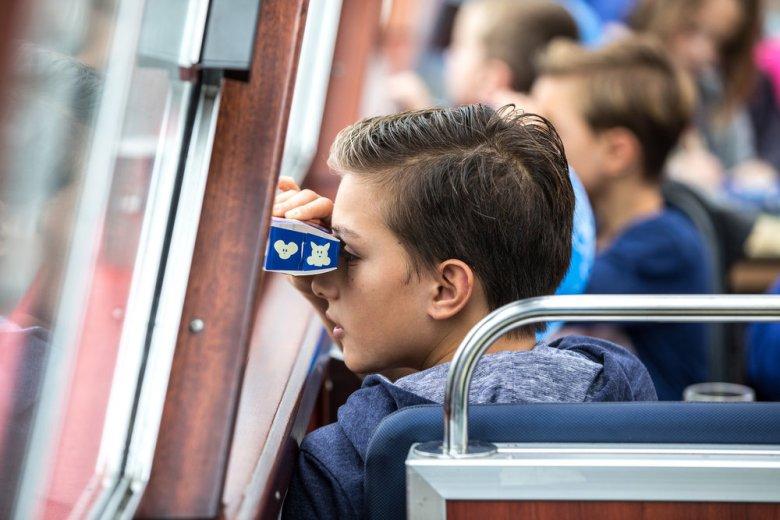Zoetwater Piraatjes bij Blue Boat. Foto: Diederik van der Laan