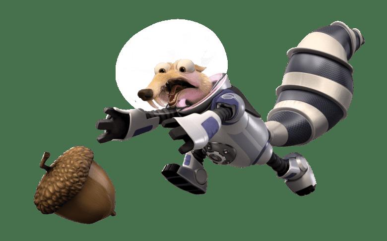 ice age eekhoorn