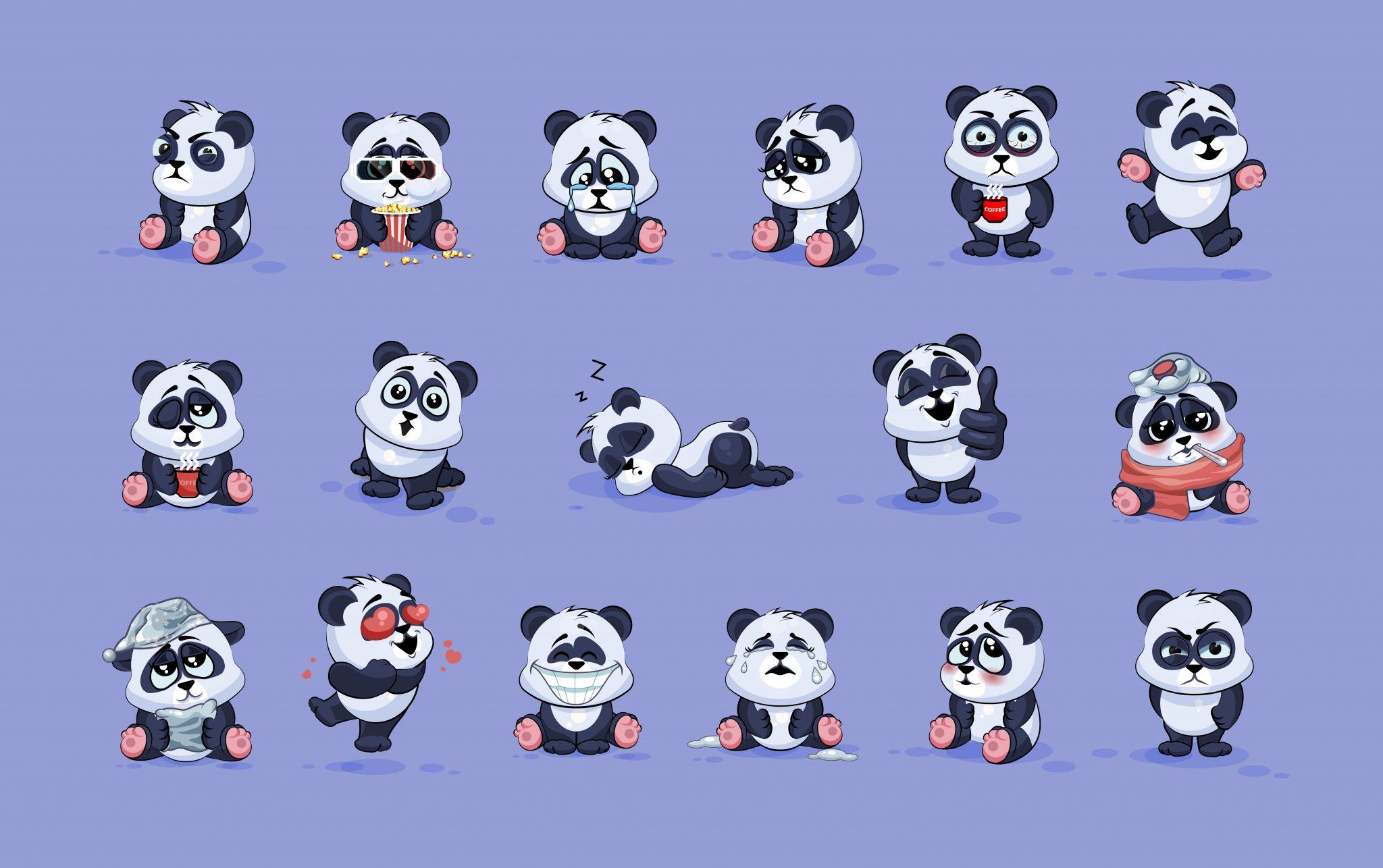 pandabeertjes