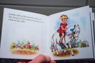 Ouderwetse tekeningen, Op de Ponyweide