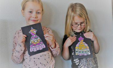 foil art activity set