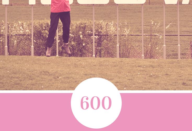 600 instagram volgers