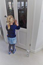 deur poetsen