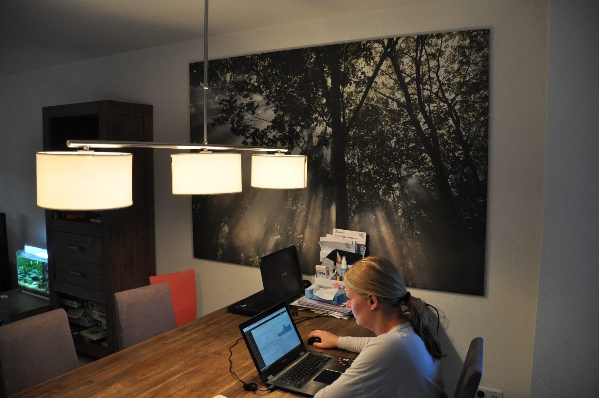 Twee Lampen Ophangen : Twee lampen boven tafel ophangen hanglamp boven eettafel by u