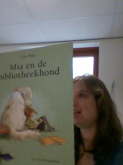 mia en de bibliotheekhond3