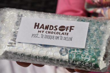 hands off chocola