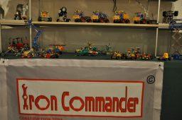 iron commander sets