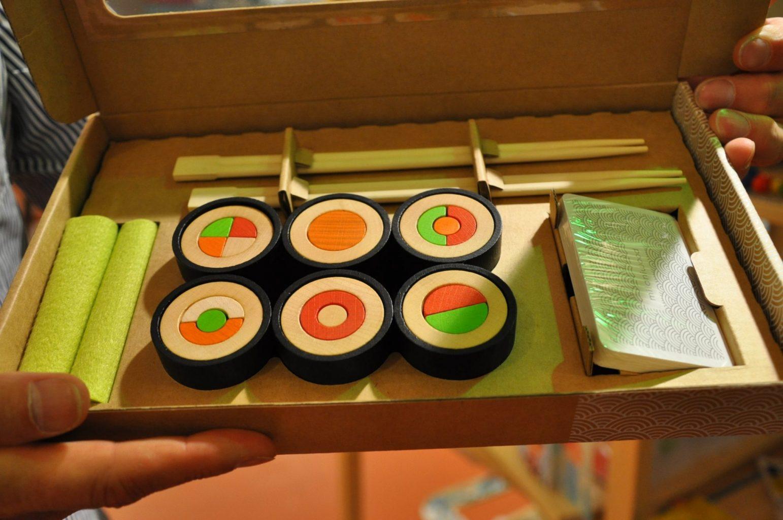 sushi speelgoed
