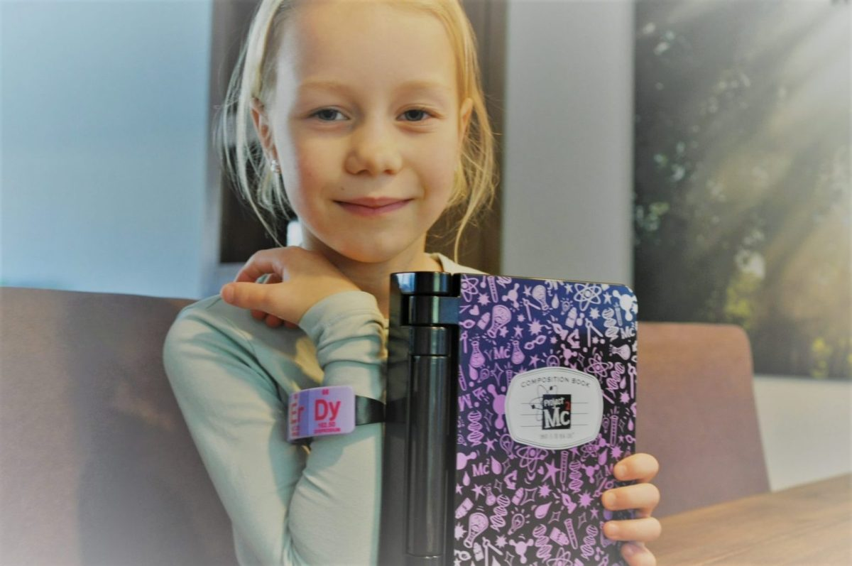 Review: Project Mc2 ADISN Journal en gratis Case Files App