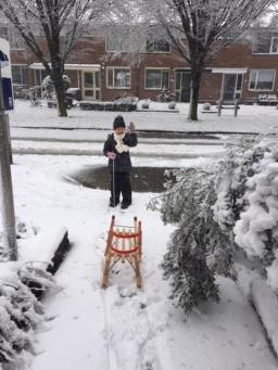 week50 sneeuw slee