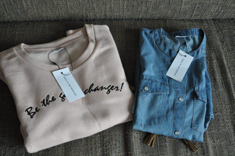 sans online kleding
